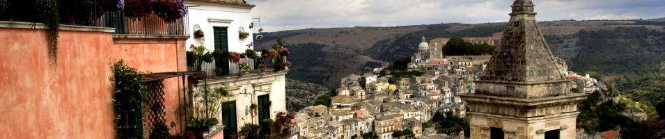 Signature Sights & Cities of Sicily Tours 2017 - 2018 -  Ragusa